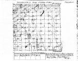 Iowa land survey map of t076n, r043w