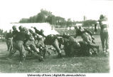 Iowa-Cornell football game at Iowa Field, The University of Iowa, October 6, 1917