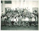 Mechanical engineering students, The University of Iowa, ca. 1949
