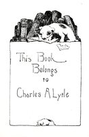 Charles A Lytle Bookplate