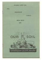 Dickinson County Soil Conservation District Annual Report - 1968.