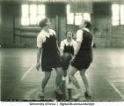 Women's basketball, The University of Iowa, 1931
