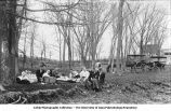 Geological picnic, Iowa, April 28, 1894