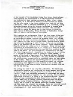 1946 -  Organizational History of the; Des Moines County Soil Conservation District