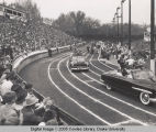 Drake Relays, 1949, Mary Campbell