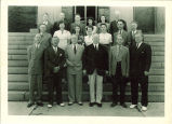 Music faculty, The University of Iowa, 1930s