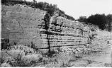 Quarry in Galena Limestone, Dubuque, Iowa, late 1890s or early 1900s