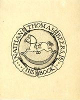 Nathan Thomas Beers Bookplate