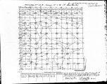 Iowa land survey map of t069n, r008w