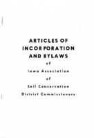Articles Of Incorporation And Bylaws