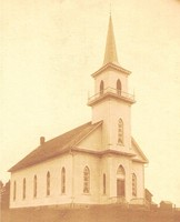St. Paul Lutheran Church in Garnavillo, Iowa -1901-1907