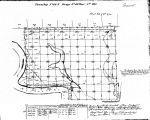 Iowa land survey map of t068n, r043w
