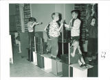 Playroom scene, The University of Iowa elementary school, 1960