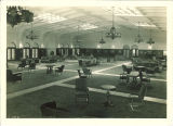 Iowa Memorial Union Main Lounge, the University of Iowa, 1950s?