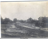 Main street looking west, Amana, Iowa, 1900s