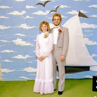 Clinton High School Prom 1982