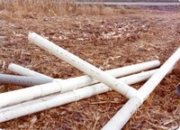 Intaker Pipes on Gary Knapp's Farm