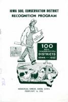 Iowa Soil Conservation District Recognition Program