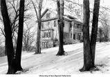 Ries home, Iowa City, Iowa, December 3, 1937