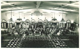 Orchestra, choir and soloists in Iowa Memorial Union, 1930s