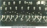 Iowa basketball team, The University of Iowa, 1925