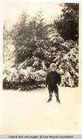 Vidie in snow