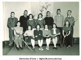 Student group, The University of Iowa, 1930s