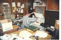 Staff photo, 1988