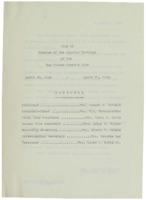 0126 Des Moines Women's Club Minutes 1948-1950
