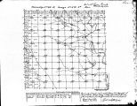 Iowa land survey map of t068n, r006w
