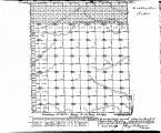 Iowa land survey map of t078n, r033w