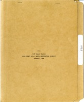 Cass County Soil Conservation District Annual Report - 1993