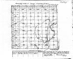 Iowa land survey map of t086n, r044w