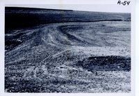 Erwin Jepsen farm erosion control dam, 1967