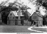 Phi Delta Theta Fraternity house, Iowa City, Iowa, between 1920 and 1970