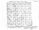 Iowa land survey map of t070n, r024w