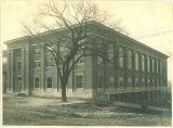 Trowbridge Hall under construction, The University of Iowa, 1916