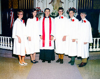 Immanuel Lutheran Confirmation Group 1970
