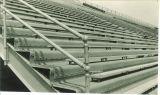 Bleachers at Iowa Field, the University of Iowa, 1922
