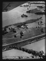1947 Flood Mills county/ Malvern area