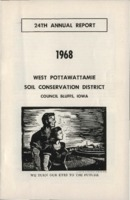 West Pottawattamie County Soil Conservation District Annual Report - 1968