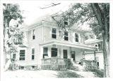 International House, The University of Iowa, August 17, 1956
