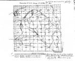 Iowa land survey map of t080n, r039w