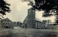 St. Joseph's Catholic Church in Garnavillo, Iowa -1935