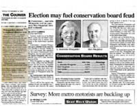 Election May Fuel Conservation Board Feud