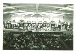 University concert with cello soloist in Iowa Memorial Union, The University of Iowa, 1930s
