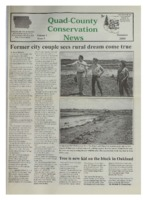 Quad-District Conservation Newsletter; Vol. 1, no. 3 (2000, Summer).