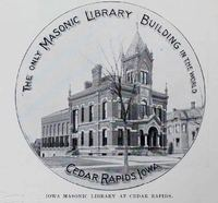 Cedar Rapids Masonic Library