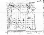 Iowa land survey map of t094n, r021w