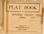 Plat book of Mitchell County, Iowa